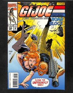 G.I. Joe: A Real American Hero #154 (1994)