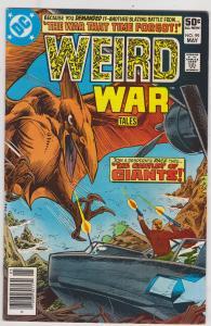 Weird War Tales #99