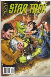 Star Trek  : Mission's End   #4 of 5 VF/NM