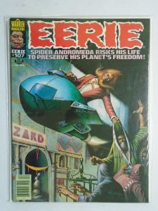 Eerie Magazine (Warren Magazine) #107, 7.0 (1979)