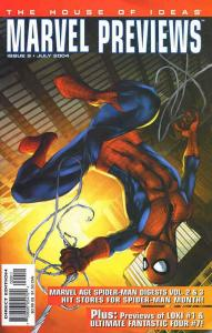 Marvel Previews #9 FN; Marvel   save on shipping - details inside