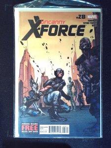 Uncanny X-Force #28 (2012)