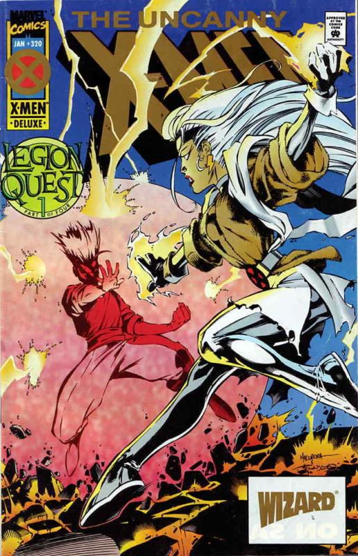 Uncanny X-Men, The #320 GOLD VF/NM; Marvel | save on shipping - details inside