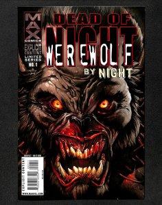 Dead of Night featuring Werewolf By Night (JP) #1 (2009)