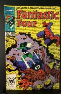 Fantastic Four #299 (1987)