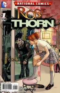 National Comics: Rose And Thorn #1 VF/NM; DC | save on shipping - details inside