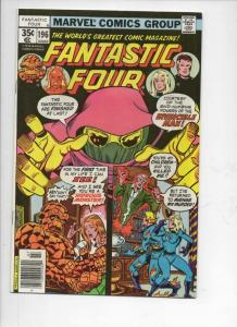 FANTASTIC FOUR #196, VF/NM, Invincible Man, 1961 1978, Marvel, more FF in store