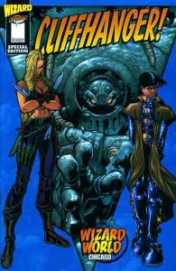 Cliffhanger! #0A VF; Image | save on shipping - details inside