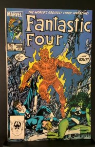 Fantastic Four #289 (1986)