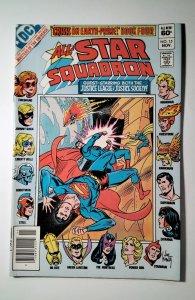 All-Star Squadron #15 (1982) DC Comic Book J754