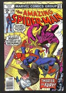 The Amazing Spider-Man #179 (1978)