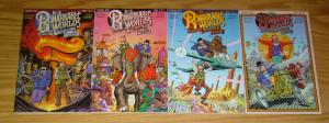 Remarkable Worlds of Professor Phineas B. Fuddle #1-4 VF/NM complete series 2 3