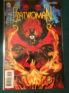 Batwoman #18 The New 52