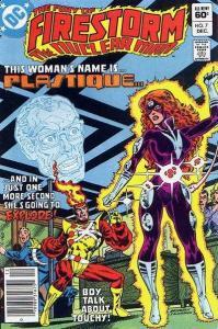Fury of Firestorm (1982 series) #7, VF+ (Stock photo)