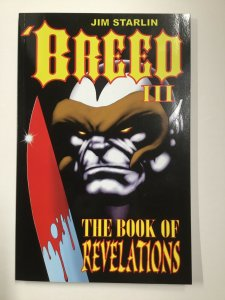 'Breed III The Book Of Revelations Tpb Softcover Sc Near Mint Nm Image