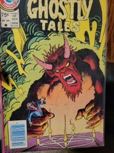 Ghostly Tales  #169  Charlton Comics 1984   Last Issue in series