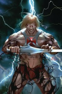 HE MAN AND THE MASTERS OF THE MULTIVERSE (2019 DC) #4 PRESALE-02/19