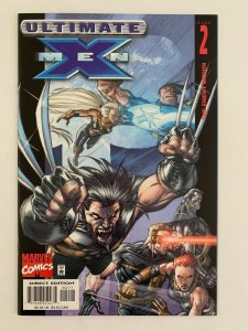 Ultimate X-Men #2 The Enemy Within  (2001 Marvel Comics) NM