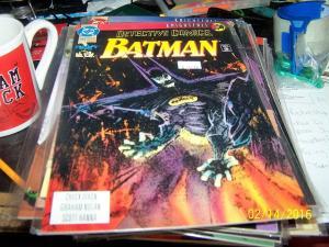 DETECTIVE COMICS  # 662 BATMAN  KNIGHTFALL PT 8  DC PRE NEW 52 FIREFLY GOTHAM TV