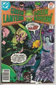 Green Lantern #98 (Nov-77) NM Super-High-Grade Green Lantern, Green Arrow, Bl...