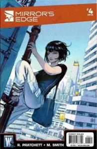 Mirror's Edge #4 FN; WildStorm | save on shipping - details inside