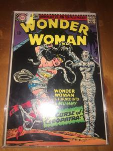 Wonder Woman #148 and #161 Excellent condition