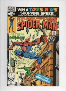 Peter Parker SPECTACULAR SPIDER-MAN #47 VF/NM, Prowler 1976 1980 more in store
