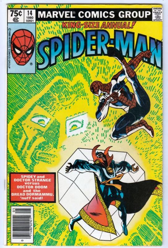 Amazing Spider-Man, King-Size Annual #14 (Jan-80) FN/VF Mid-High-Grade Spider...