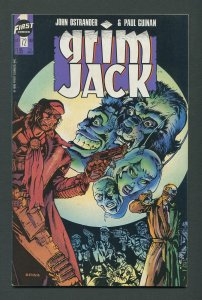 Grim Jack #72  / 9.0 VFN/NM   July 1990
