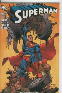 Superman volumen 2 numero 001