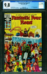 Fantastic Four Roast #1 CGC 9.8 1982 Marvel 2038827005