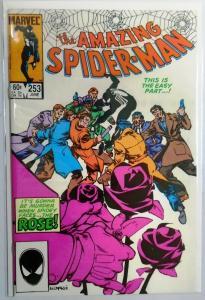 Amazing Spider-Man (1st Series) #253, Direct Edition 8.5/VF+ (1984)