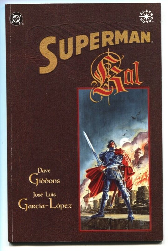 Superman Kal 1995 Elseworlds DC TPB