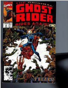 The Original Ghost Rider Rides Again #2 (1991)