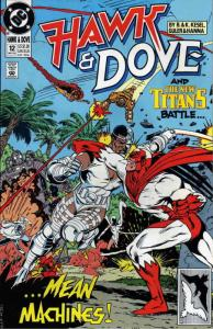 Hawk and Dove (3rd Series) #12 FN; DC   save on shipping - details inside