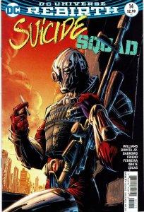 Suicide Squad #14 (2016 v4) Harley Quinn Philip Tan Variant NM