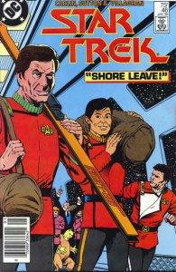 Star Trek (3rd Series) #46 (Newsstand) VG; DC   low grade comic - save on shippi