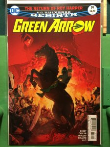 Green Arrow #19 DC Universe Rebirth