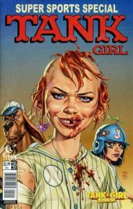 Tank Girl: Tank Girl Gold #2A VF/NM; Titan   save on shipping - details inside