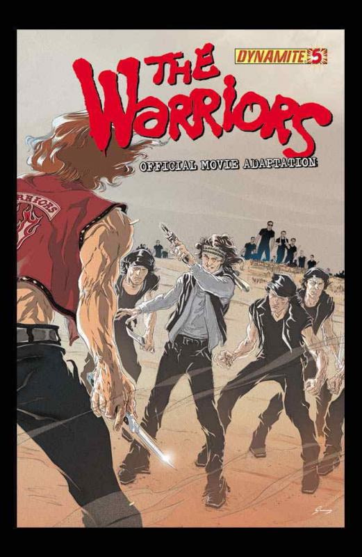 Warriors, The: Official Movie Adaptation #5 VF/NM; Dabel Brothers | save on ship