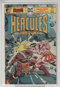 HERCULES UNBOUND (1975 DC) #3 VG/FN -04382
