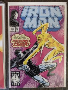 Iron Man #289 (1993)