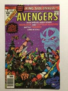 Avengers Annual 7 Very Fine Vf 8.0 Marvel