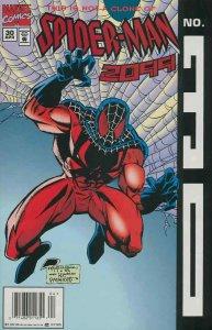 Spider-Man 2099 #30 VF/NM; Marvel   save on shipping - details inside