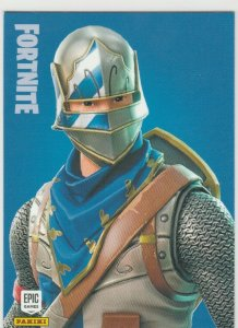 Fortnite Blue Squire 156 Rare Outfit Panini 2019 trading card series 1