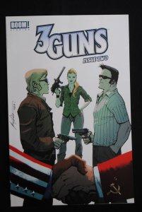 Boom Studio's, 3 Guns Issue 2