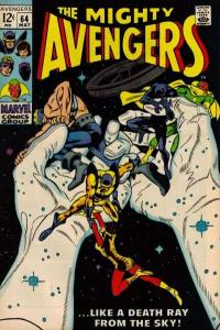 Avengers (1963 series) #64, VG+ (Stock photo)