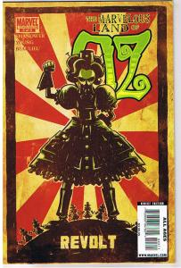 MARVELOUS LAND of OZ #3, NM, Wizard, Wonderful , Frank Baum, 2010, more in store