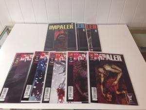 Impaler 1-3 & 1-5 Near Mint Lot Set Image Top Cow