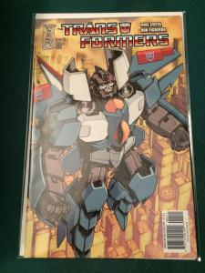 Transformers #4 cover A